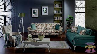 كتالوج أحدث أشكال انتريهات مودرن 2021 Romantic Living Room Interior Design Home Decor