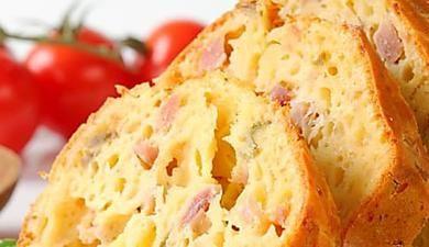 Cake Au Jambon Et Au Gruyere Rape Recette Cake Au Jambon Cake Jambon Fromage Cake Sale Jambon
