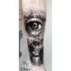 #Tattoo by #TattoocynArtist Dominik Hanus @dominikhanus.tattoo Artists and studios want to try Tattoocyn AfterCare - http://ift.tt/2bRIKwK Latest post from our Instagram Account @tattoocyn