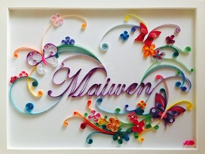 lettre quilling Yulia brodskaya quilled   Google Search | COLOR | Pinterest  lettre quilling