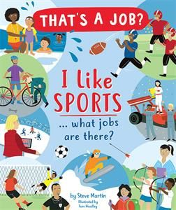 Show Details For I Like Sports What Jobs Are There Usborne Books Book Of Job Teaching Kids