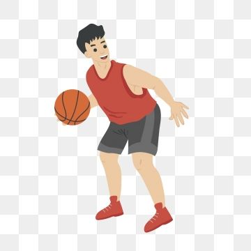 Basketball Play Basketball Basketball Player Athlete Cartoon Cartoon Basketball Man Playing Basketball Png And Vector With Transparent Background For Free Do Basketball Players Weaving For Kids Basketball Plays