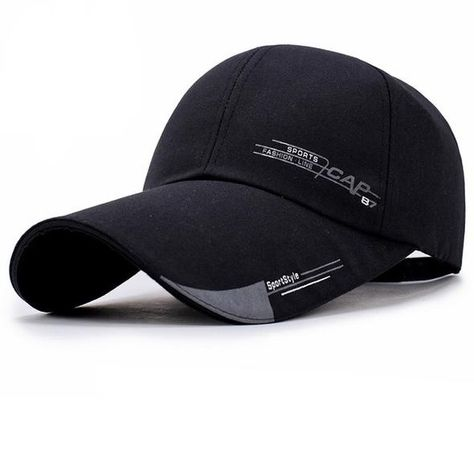 Table of Chemical Elements Lightweight Unisex Baseball Caps Adjustable Breathable Sun Hat for Sport Outdoor Black