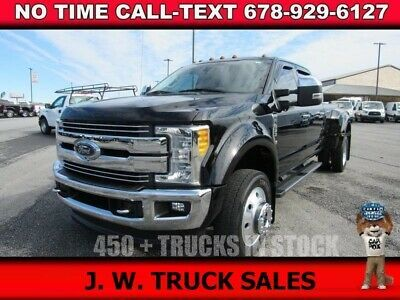 Ebay Advertisement 2017 Ford F 450 Lariat 2017 Ford F 450 Lariat 58415 Miles Black Turbocharged In 2020 Trucks For Sale Vehicle Shipping Ford