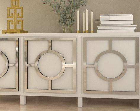 Braga - BESTA Kits - Furniture Overlays - Fretwork Panels - Mirrored Furniture - Furniture Decor - Furniture Appliques - SKU:BRBE