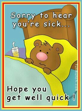 Feel Better Quotes Sick