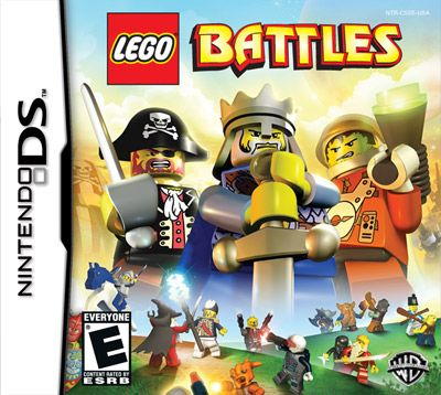 The Best Lego Game On The Nds And A Simple But Good Rts For The