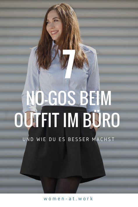 The 7 No-Gos at the office outfit (with ETERNA) -  - #Genel