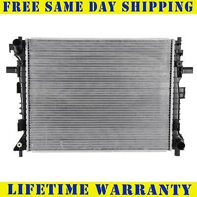 Details About Radiator For 2006 2011 Lincoln Town Car Ford Crown