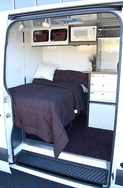 Sprinter Van Sleeper Conversions
