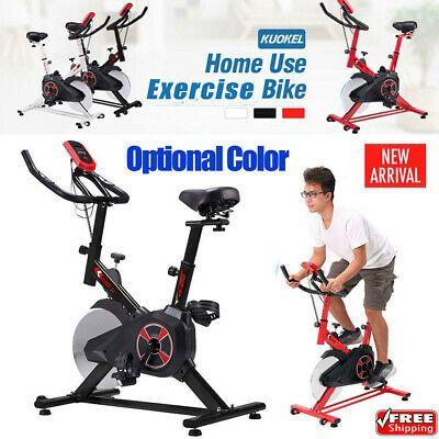 Ad Ebay Upright Exercise Bike Stationary Bike Cycling Fitness