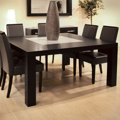 10 Splendid Square Dining Table Ideas For A Modern Dining Room Square Dining Tables Granite Dining Table Glamourous Dining Room