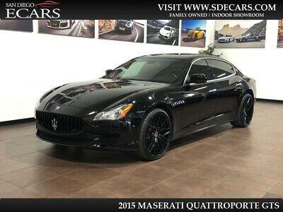 2015 Maserati Quattroporte >> Ebay Advertisement 2015 Maserati Quattroporte Gts 2015