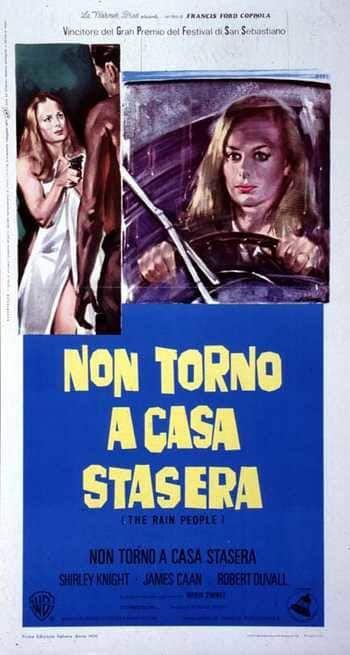 Non Torno A Casa Stasera 1969 Filmtv It Robert Duvall Film Stranieri Film