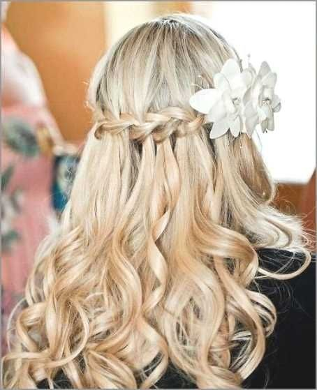 Konfirmations Frisuren Locken Neu Haar Stile Geflochtene Frisuren Frisuren Lange Haare Locken Flechten Flechtfrisuren