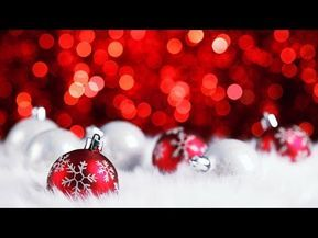 Youtube Sfondi Natalizi.Jingle Bells Richard Clayderman Youtube Fotografia Di Natale Rosso Natale Ornamenti Natalizi
