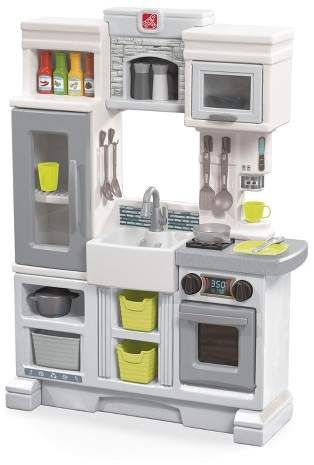 Downtown Delights Kitchen By Step2 Step2 Cooking Toys