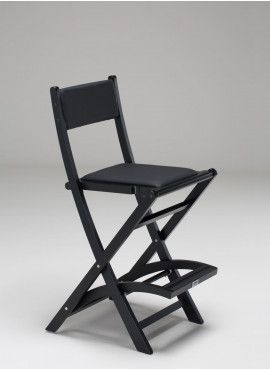 S104 Foldable Make Up Chair In Wood Makeup Chair Makeup Artist Chair Chair