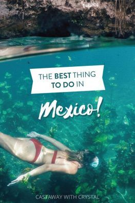 The Best Mayan Riviera Cenotes (in Cancun, Puerto Morelos