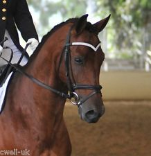 "Dressage Rhinestudded Equestrian 16/"" Canvas  Messenger Bag New"