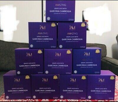 Sponsored Iam Worldwide Amazing Grape Juice W Garcinia Cambogia