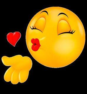 WSZYSTKO: BUZIACZKI | Emoticon Love, Emoji Love, Love Smiley