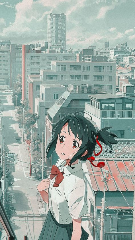 Your Name ↬ Wallpaper✧‧˚