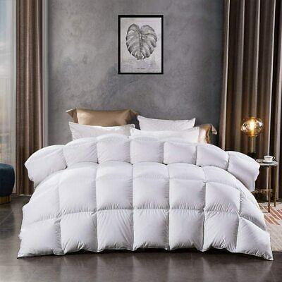 Advertisement Lesnncier Luxurious Lightweight Goose Down Comforter Twin Size Duvet Insert 1200 In 2020 Down Comforter Duvet Comforters Feather Comforter