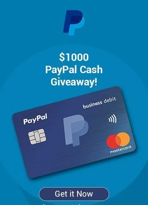 Paypal Is The Most Popular Payment Method Around The World We Are Giving Thousands Of Dollars Every Single Paypal Cash Paypal Gift Card Free Gift Cards Online