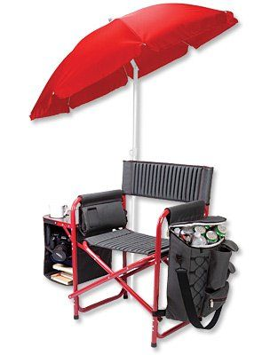 Always invest in good tailgating chairs. #tailgate