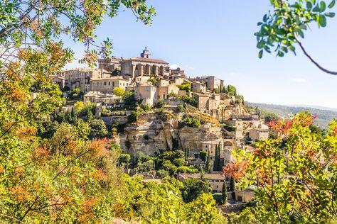 Gordes Town 2 Artinprovence Art In Provence Artinprovence