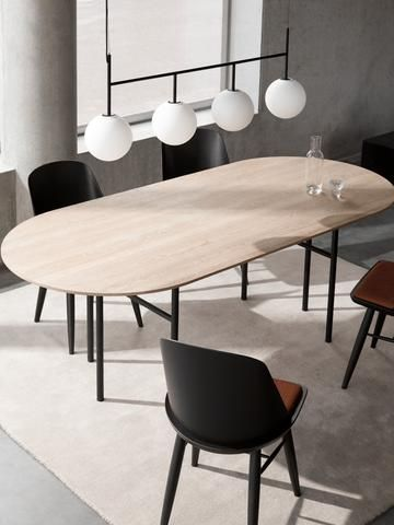 Eettafel Stoelen Modern.Menu Design Shop Page 4 The Modern Shop Interieur Ovale