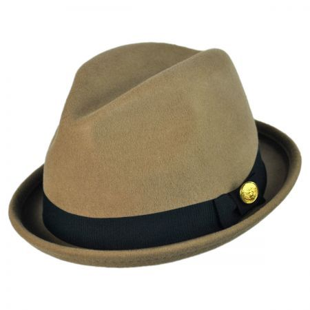newest how to buy in stock Christys' Crown Series Union Stingy Brim Wool Fedora Hat ...