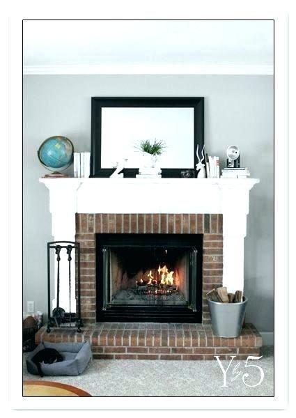 Related Image Brick Fireplace Decor Red Brick Fireplaces Brick Fireplace