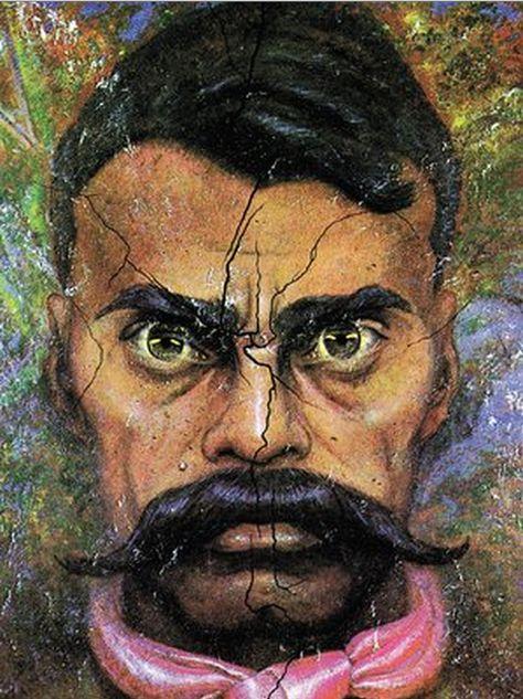 ¡Zapata vive, las formas fluyen!