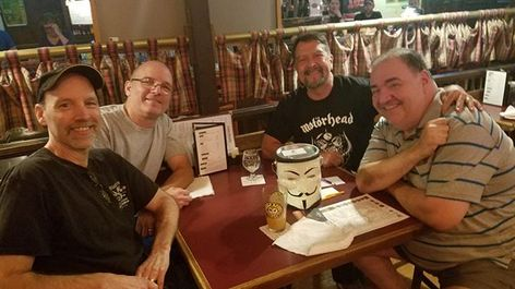 Congratulations to Team Ace Of Spades for winning 1st place at Poor Henry's Pub & Restaurant! . . #trivianight #triviawinners #TriviaRevolution #notyouraveragetrivia #revolutioniscoming #lettherevolutionbegin #jointherevolution #revolution #guyfawkes #craftbeer #craftbeerrevolution #craftbeernotcrap #craftbeerporn #craftbeernj #njcraftbeer #drinklocal #NJCB #NJCBmember #njbeer #njbrewery #triviatuesday