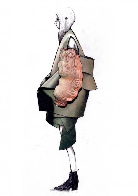 sketch look 3 KATIE ROBERTS-WOOD