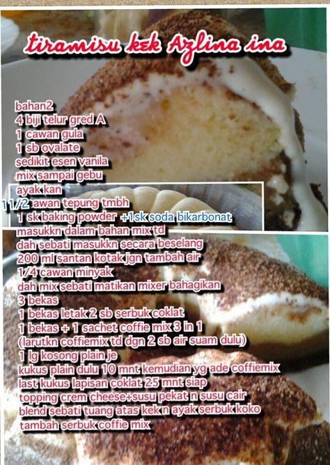 Kek Pisang Gula Hangus
