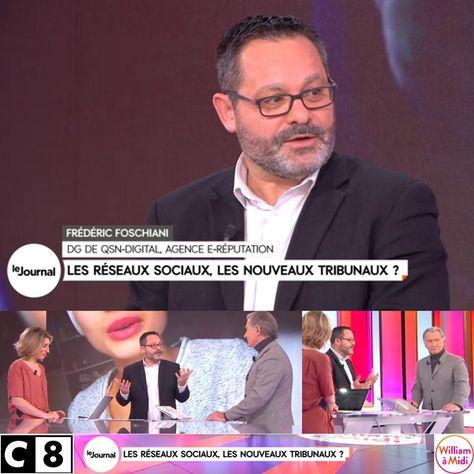 *Interview* / Frederic Foschiani,CEO de QSN-DigiTal, sur C8