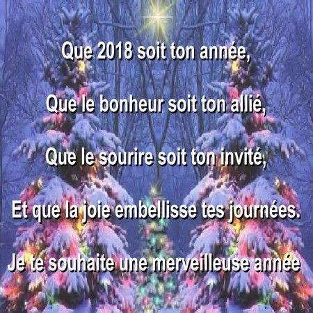 Texte De Bonne Année Texte De Voeux 2018 Meilleurs Voeux