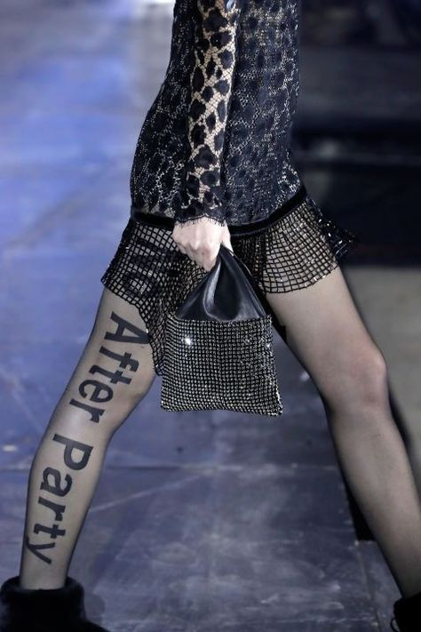 Say hello to your new favorite party bag with this crystal embellished standout from the Alexander Wang runway.