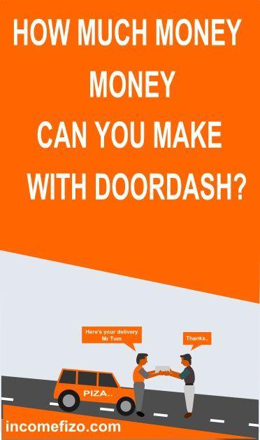 Pin On Door Dash