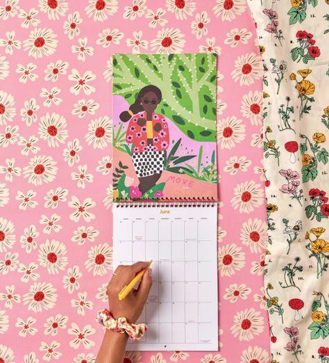 22 Calendars + Planners for 2022   Poppytalk