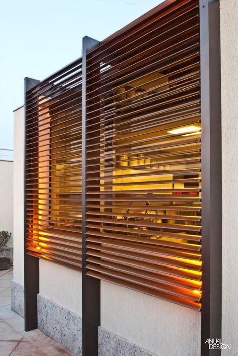brise soleil de vidro temperado - Pesquisa Google Projects to
