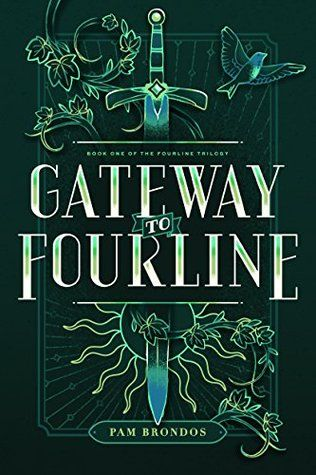 or Tolkien fans, and readers of fantasy fiction, Gateway to Fourline is one to pick up. It is not a book of magic in the usual sense. The magic is very light consisting of dream scenes, sudden appearances of creatures and humans, and soulful orbs. It is the blending of two worlds. One tangible and set in the present day; the other seemed to be set back in time.