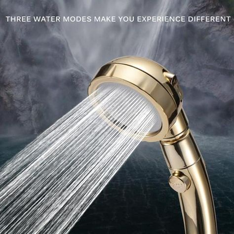 800 Sold Hot Sale 3 Modes Of Water Pressure For Your Best Shower