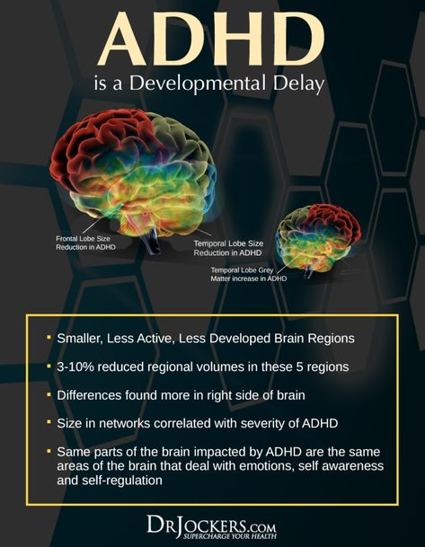 ADHD: Symptoms, Causes and Natural Support Strategies