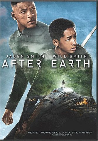 After Earth Streaming Vf : after, earth, streaming, After, Earth, (DVD)#Earth,, Movie,, Science, Fiction