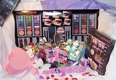 Spoiled- Mega make-up and care for me gift bag in pattyhou's Garage