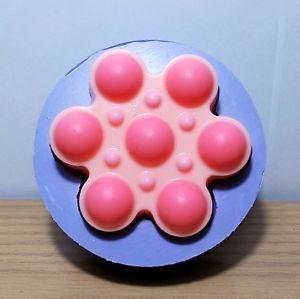Silicone Massage Soap Bar Mold Homemade Bar Soap Molds Soap Molds Silicone Soap Molds